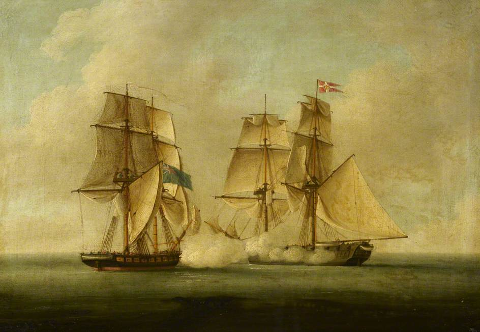 (c) National Maritime Museum; Supplied by The Public Catalogue Foundation