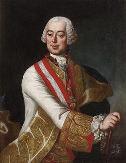 Figure 8: Count Leopold Joseph von Daun, Prince of Thiano