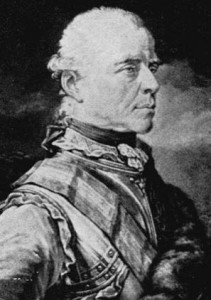 Figure 13: Feldzeugmeister Friedrich Wilhelm Furst Hohenlohe-Kirchberg