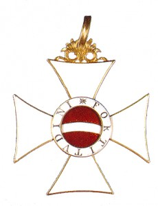 Figure 6: Military Maria Theresia Order grand cross (Type Issued from 1757-1812)