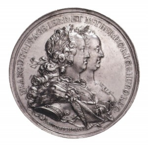 Figure 2: Military Maria Theresia Order Foundation Medal, obverse, Picture courtesy of Dorotheum