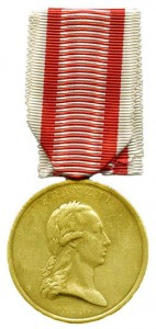 Figure 4: 1792 Honor Medal. Image from author's archive
