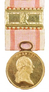 Figure 5: 1804 Honor Medal. Image from author's archive