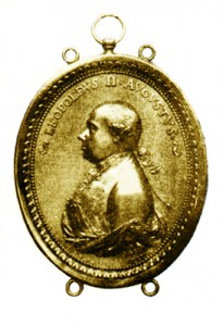 Figure 3: 1791 Latour Dragoon Flag Medal. Image from the author's archive
