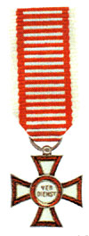 Figure 21: Military Merit Cross miniature. Image from author's archive.