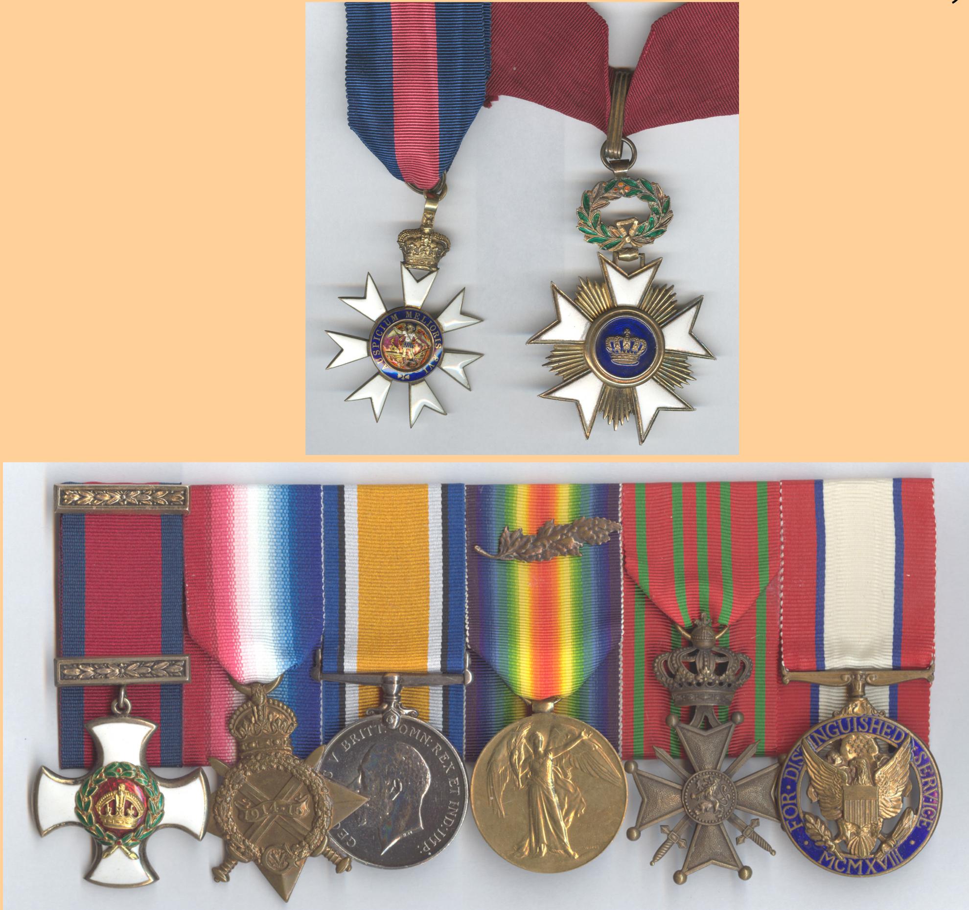Pritchard medals