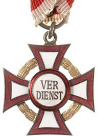 Figure 7: Military Merit Cross, third class Type IV. Image from author's archive.