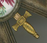 Sword on Red Eagle Order