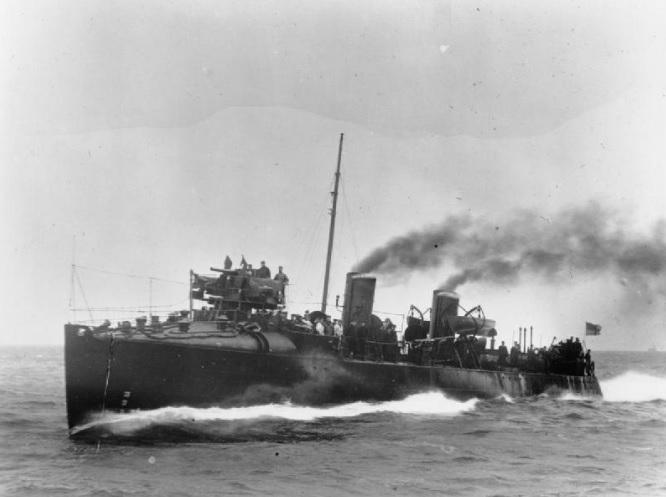 HMS Fame