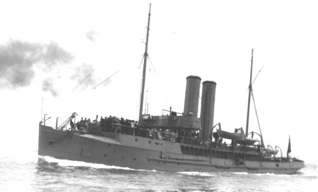 HMS Hearty 1886