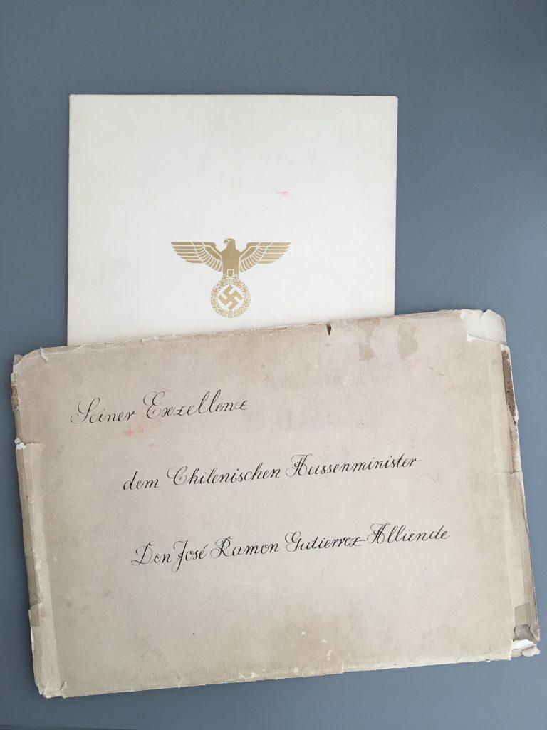 Figure 15: Envelope and Cardboard folder