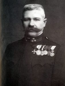 Figure 20: An Austrian Meister 1st Class wearing the Red Cross Silver Merit Medal . Image from the author's archive.