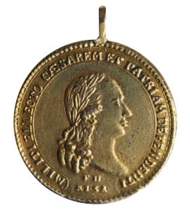 Figure 1: Olmutz Military Medal obverse. Image from the author's archive