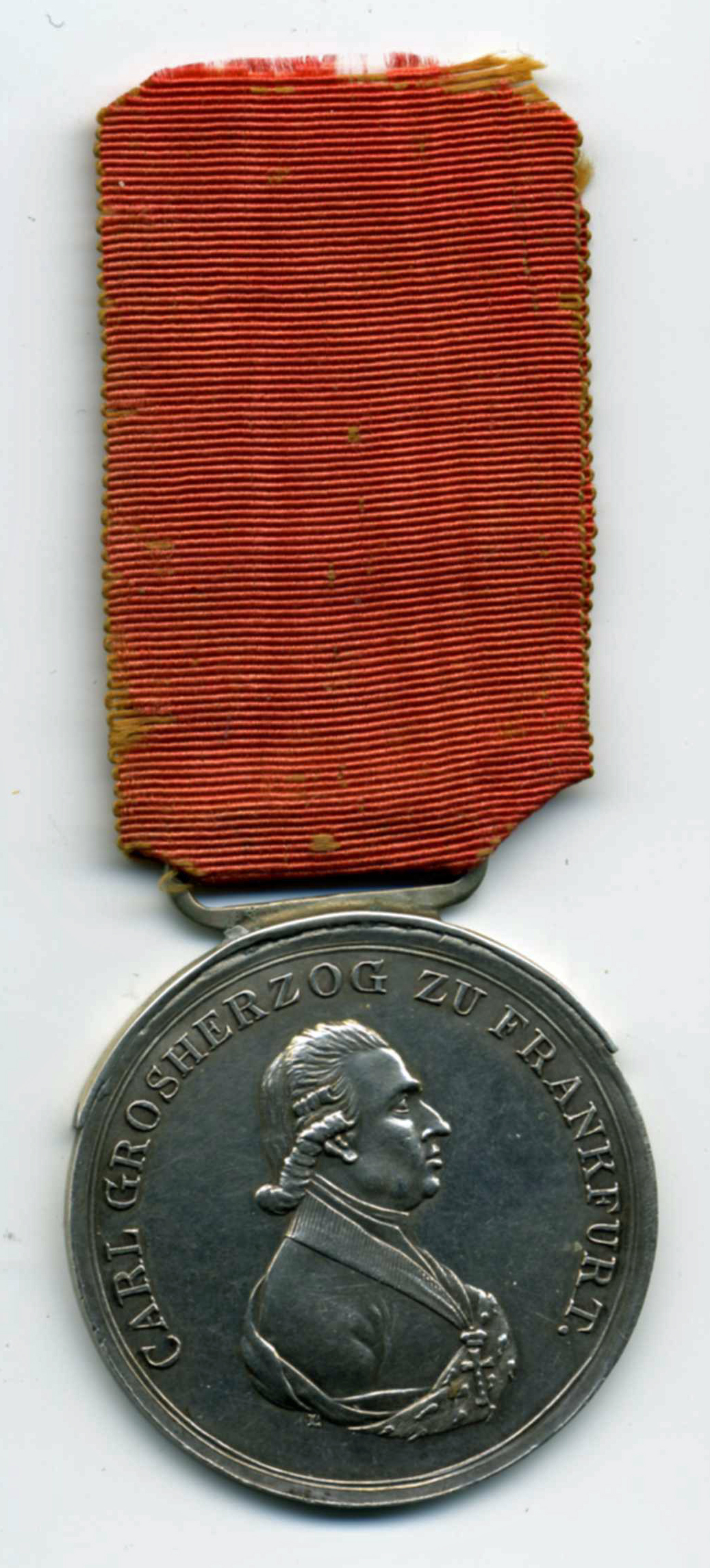 Medal of Honor for the primate, later Grand Ducal frankfurter troops who fought in Spain