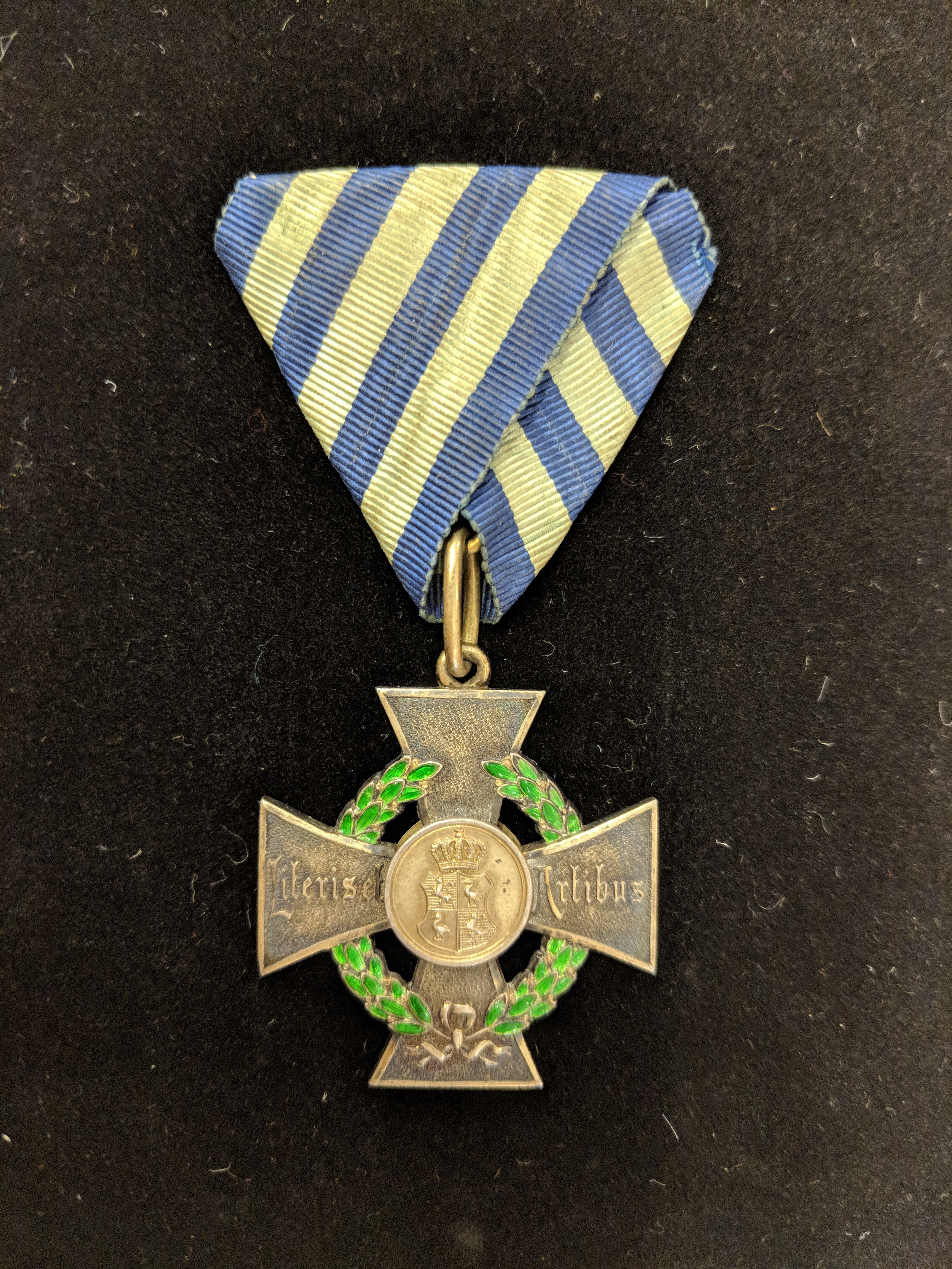 Reuss - Medal for Arts and Science 1st class avers