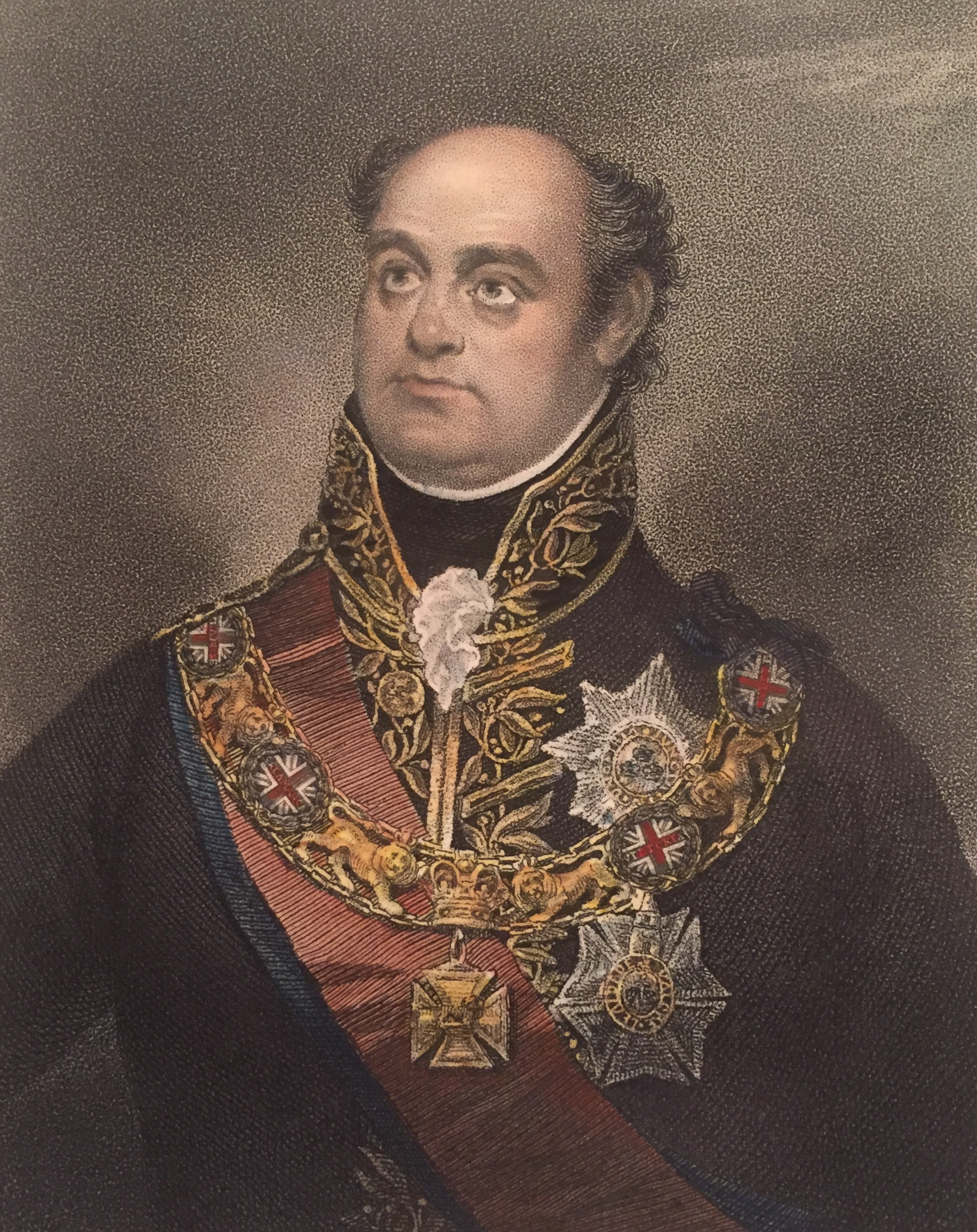 Figure 4 – William Carr Beresford, Viscount Beresford, GCB. Image from author's archive.