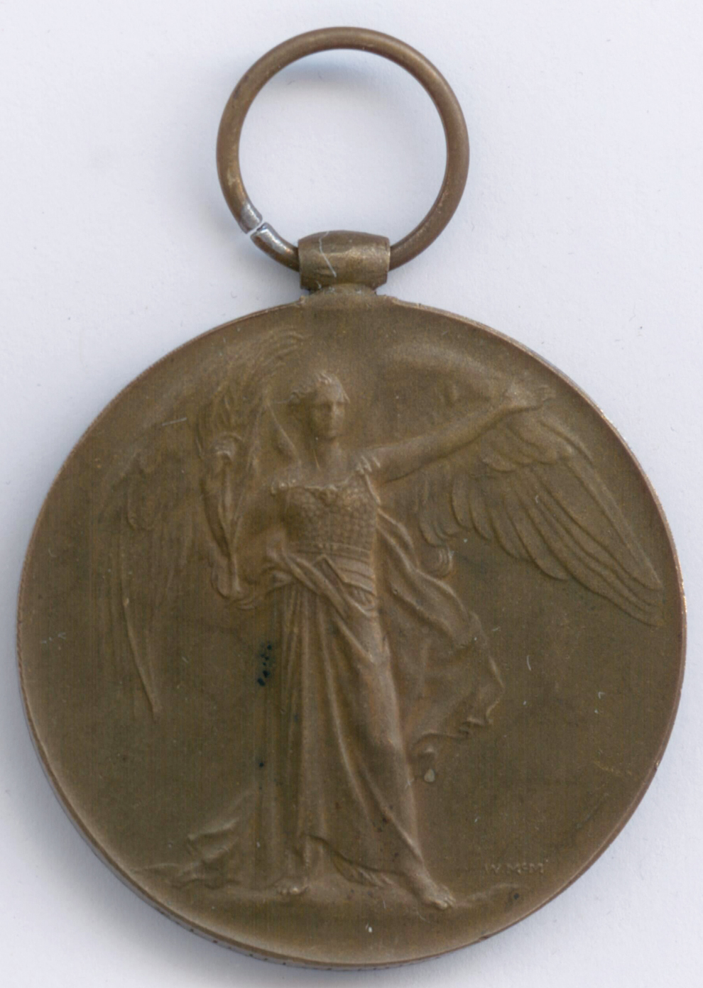 The Type I Victory Medal.