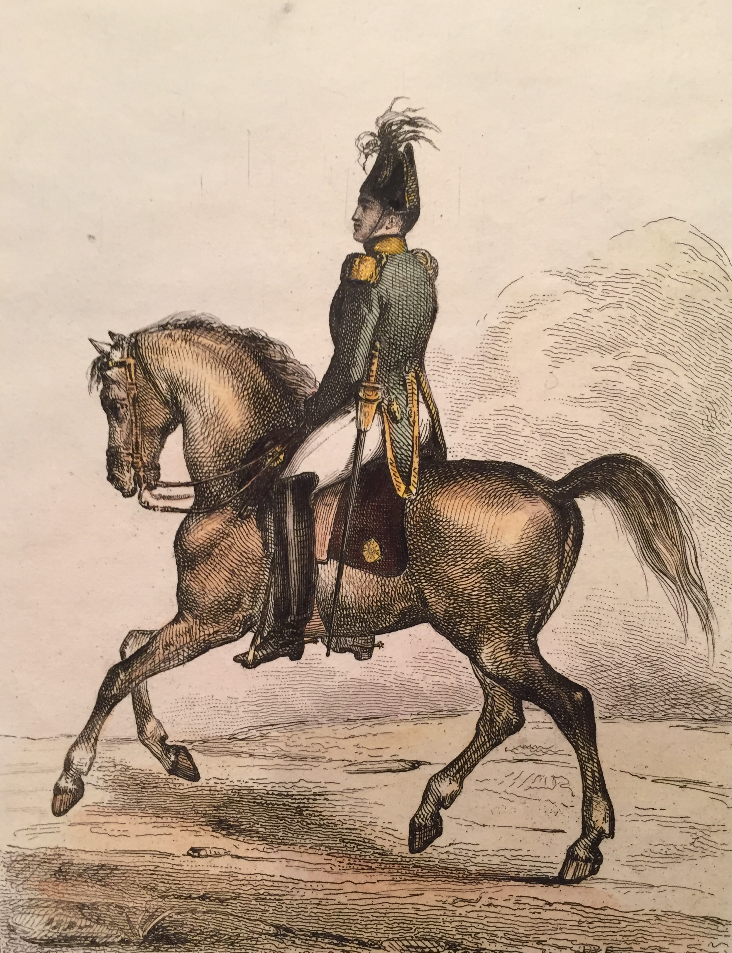 Figure 1 - Emperor Alexander I. Image from author's archive.
