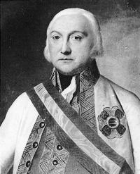 Figure 10: Feldmarschall Joseph Freiherr von Alvinczi de Berberek