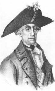 Figure 11: Feldzeugmeister Johann Peter Freiherr von Beaulieu de Marconnay
