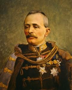 Figure 20: Feldmarschall Svetozar Boroevic von Bojna