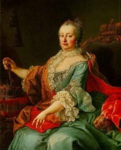 Figure 3: Maria Theresia