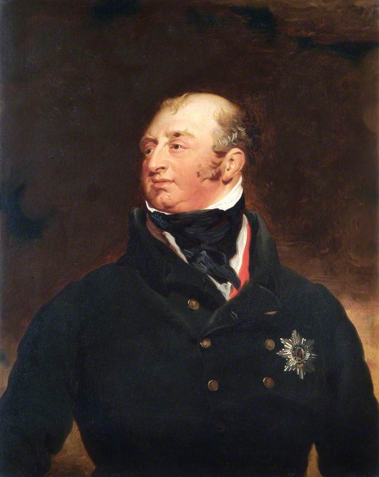 Figure x - Wyatt, Henry; Frederick Augustus (1763-1827), Duke of York and Albany, KG; English Heritage, The Wellington Collection, Apsley House; http://www.artuk.org/artworks/frederick-augustus-17631827-duke-of-york-and-albany-kg-144468