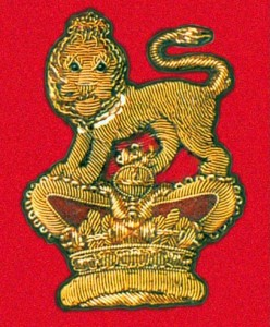 Figure 2: 15th Light Dragoon Crest