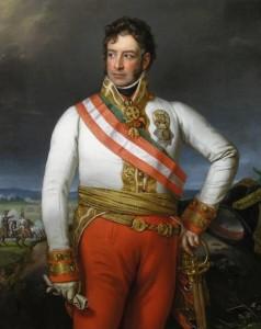 Figure 3: Karl Philipp Prince of Schwarzenberg