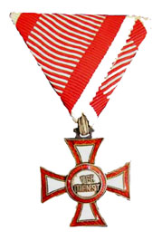 Figure 2: Military Merit Cross. From author's archive