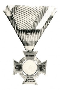 Figure 13: Military Merit Cross with war decoration, Type V. Image from author's archive.