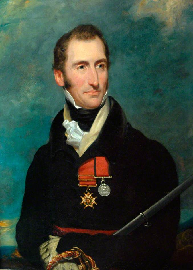 Figure x - Ramsay, James; Colonel Francis Skelly Tidy, Commanding Officer of the 3rd Battalion, the 14th Regiment of Foot at Waterloo; Prince of Wales's Own Regiment of Yorkshire; http://www.artuk.org/artworks/colonel-francis-skelly-tidy-commanding-officer-of-the-3rd-battalion-the-14th-regiment-of-foot-at-waterloo-10270