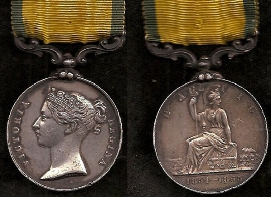 Typical Baltic Medal