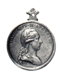 Figure 1: Merit Medal for Royal and Imperial Military Doctors and Regimental Surgeons obverse. Image from author's archive.