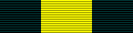Figure 6: Merit Medal for Royal and Imperial Military Doctors and Regimental Surgeons ribbon. Image from the author's archive.