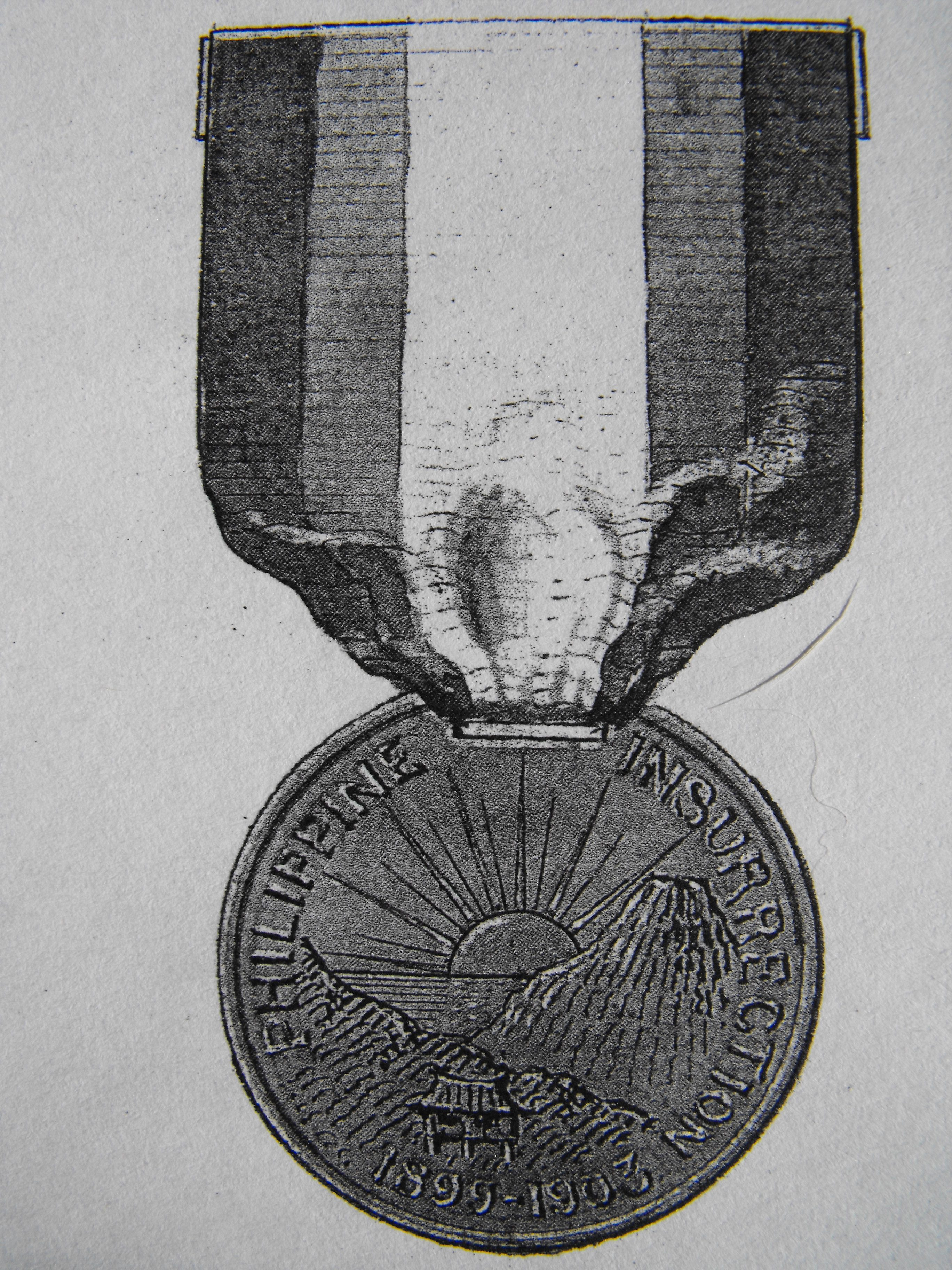 A Serious Contender to be the Philippines Insurrection Campaign Medal