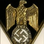 German Eagle Order - detail View