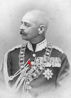 August II von Oldenburg 1902