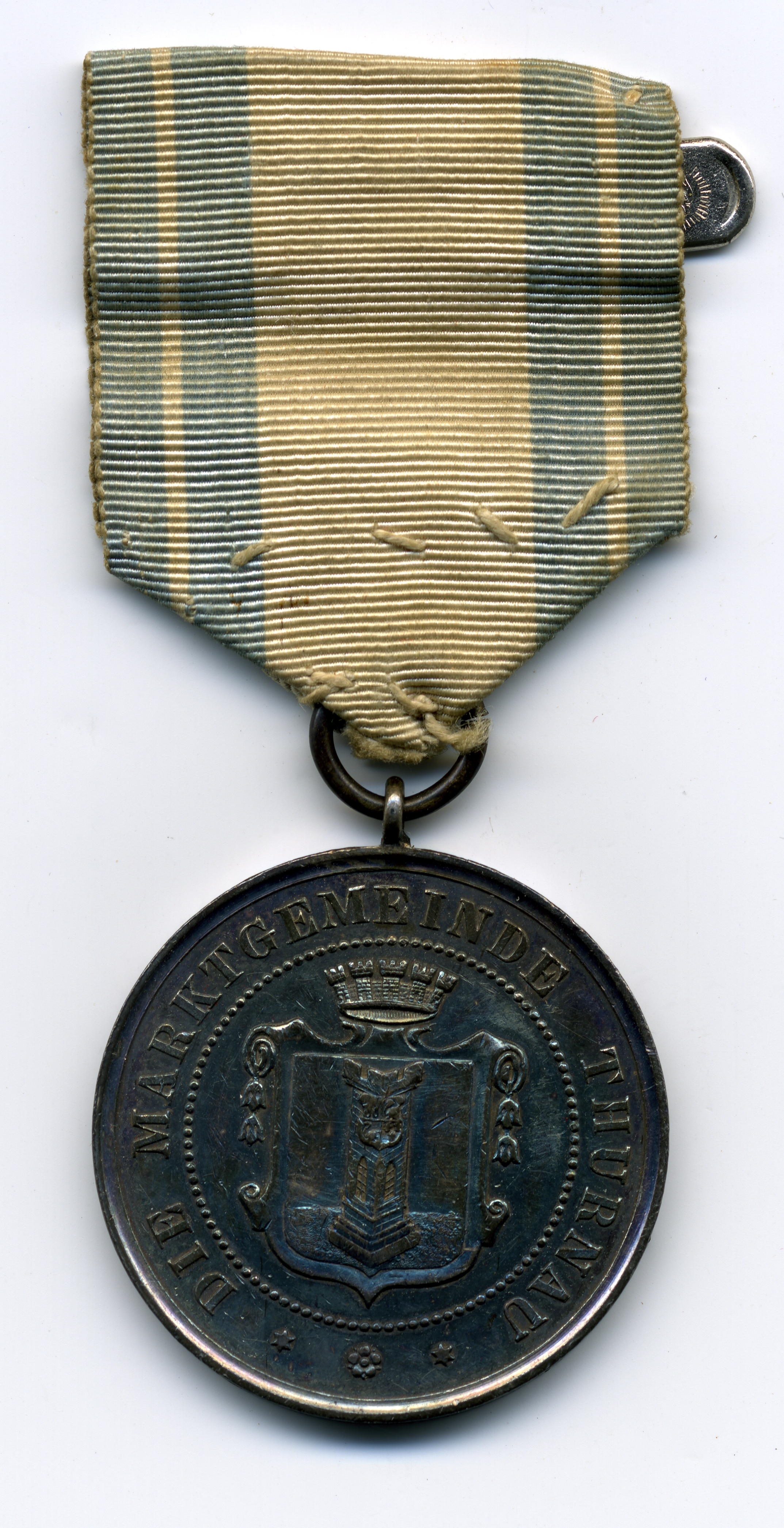 Medal 1895 to the war of 1870/71