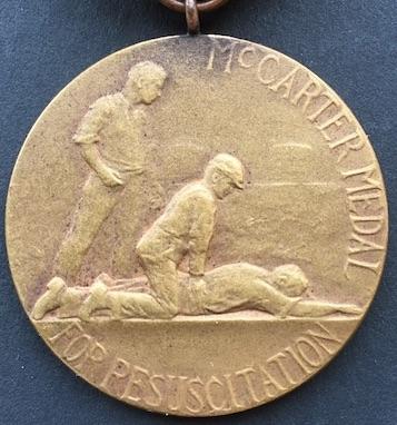 McCarter Medal