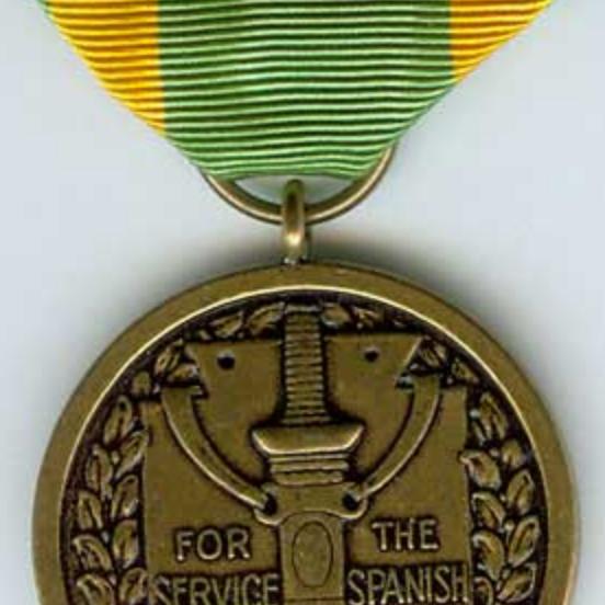 Spanish War Service