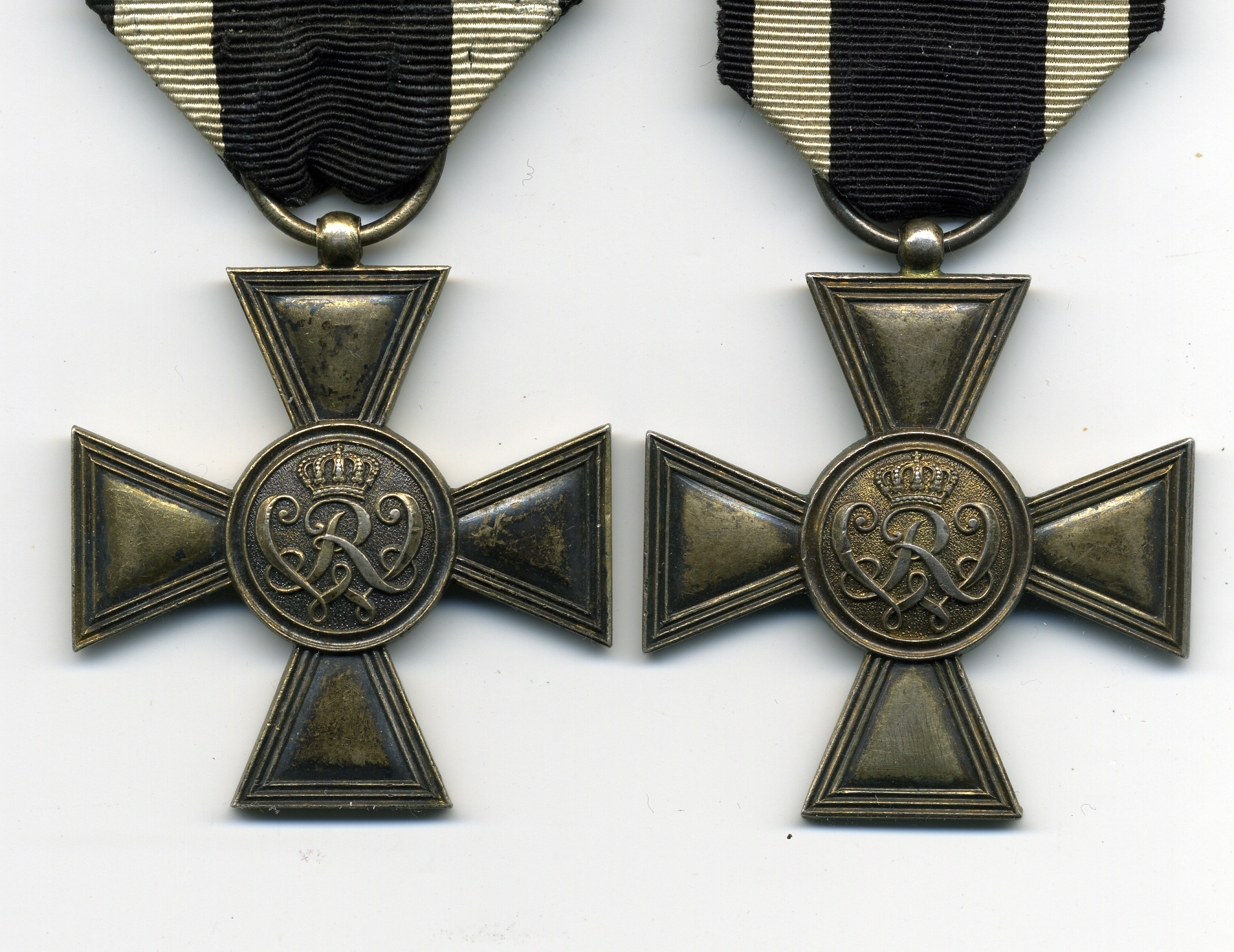 Prussian Military Merit Crosses