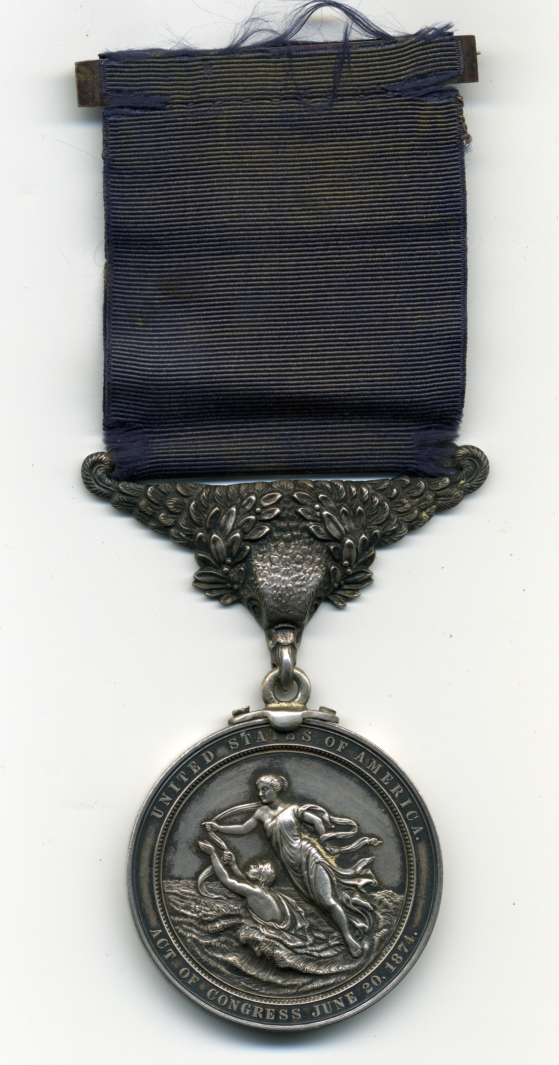 Treasury Life Saving Silver av