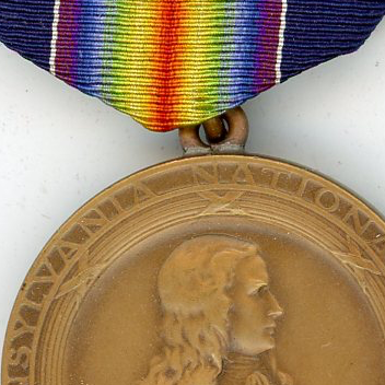 Penn Foreign Awards for WWI